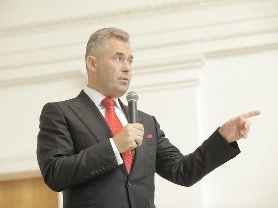 Павел Астахов провел мастер-класс по бизнесу в Нижнем Новгороде