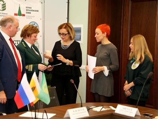 При поддержке регионального Минприроды территории Рязанской области вырастут Детки Кремлёвской ёлки