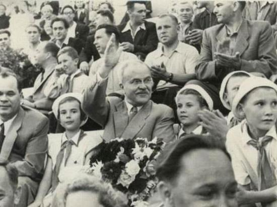 Как «артековцы» намекнули Молотову отдать им крымский курорт