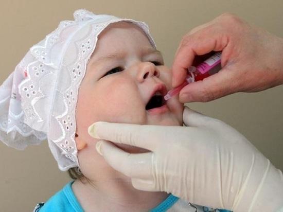 В Ивановской области сложилась катастрофическая ситуация с прививками от полиомиелита