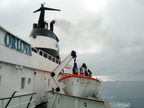 Эксперт рассказал, как корабль-призрак «Любовь Орлова» мог дрейфовать годами