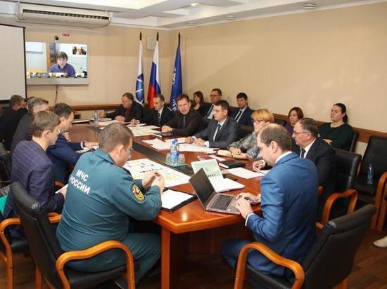 Ярославские энергетики отработали взаимодействие с коммунальными службами, территориальными органами власти, МЧС
