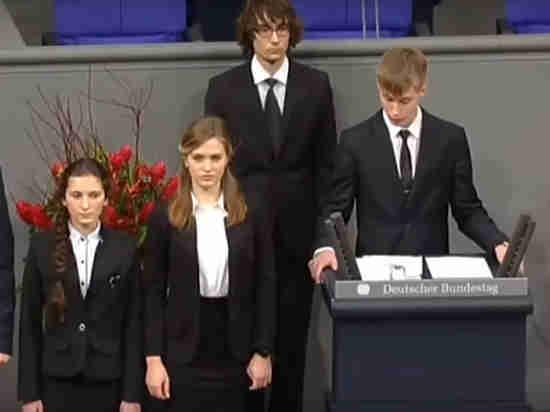 В Госдуме прокомментировал выступление гимназиста из ЯНАО