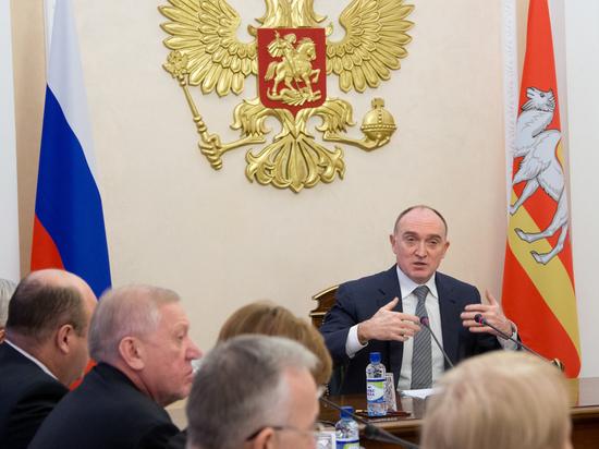 Борис Дубровский утвердил программу охраны окружающей среды на 2018-2025 годы