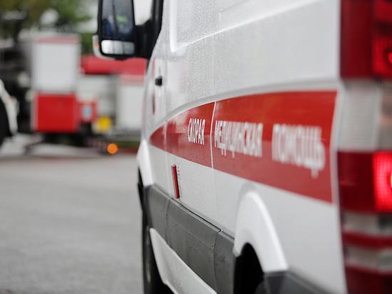 Оба строителя доставлены в больницу с различными травмами
