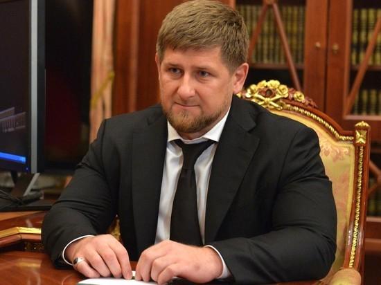 Кроме главы Чечни, медаль присвоена лишь одному академику