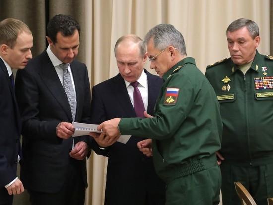 Эксперты поспорили с Путиным: до разрешения сирийского конфликта очень далеко