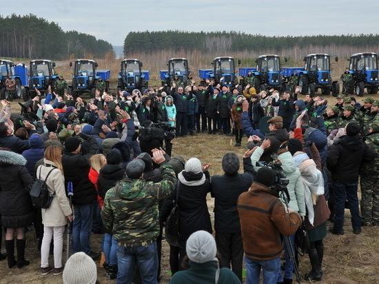 Всероссийская акция по сохранению зеленых насаждений прошла в седьмой раз