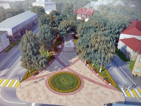 В Гороховце открыли обновленный сквер имени Патоличева