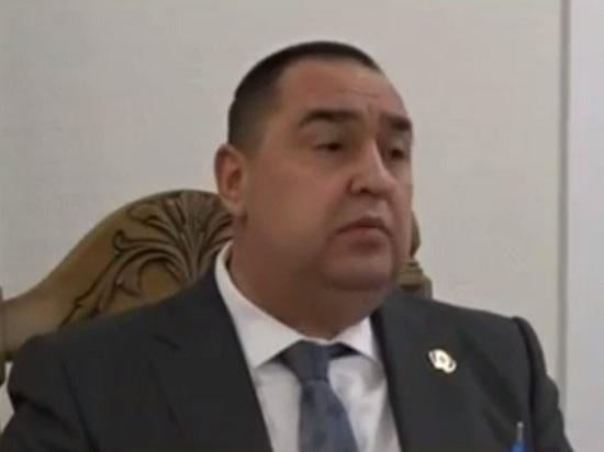 Плотницкий выступил с телеобращением: