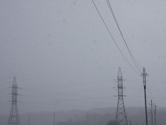 В связи с неблагоприятными погодными условиями энергетики Ивэнерго продолжают работать в режиме повышенной готовности