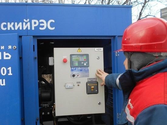 Энергетики Ивэнерго восстанавливают электроснабжение потребителей Ивановской области, нарушенное утром из-за  последствий циклона