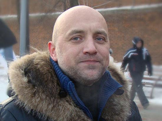 «Почти умиротворенный»: Прилепин встретил главу ЛНР Плотницкого в Москве
