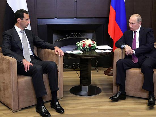 Скрытый смысл игры Кремля на Ближнем Востоке