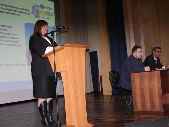 Выпускникам ИГЭУ рассказали о преимуществах работы в филиале «Ивэнерго»