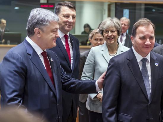ЕС отказывается признавать Крым, но завидует Белоруссии