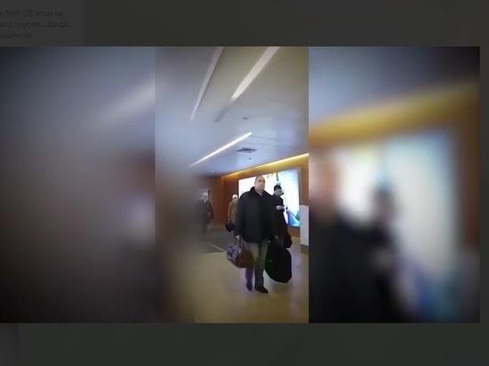 Официальных сообщений о появлении в столице РФ лидера ЛНР пока не поступало