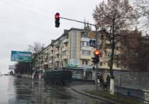 В Луганске все спокойно