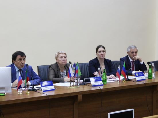 Ольга Васильева встретилась с преподавателями и студентами Дагестанского университета