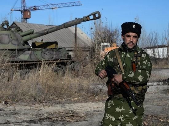 ДНР пригрозила симметрично ответить на захват двух сел в Донбассе