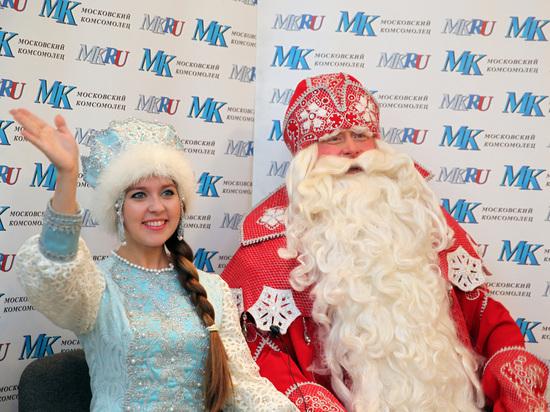 «Можно только Снегурочку»: в детских садах запрещают Дедов Морозов