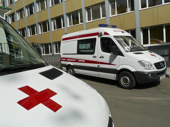 Двухлетняя москвичка попала в больницу, наевшись чернил