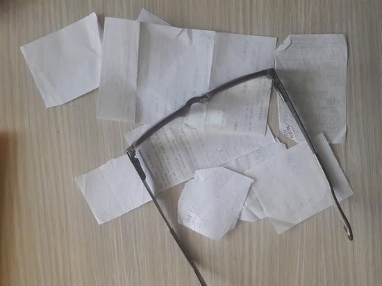 Крымчане жалуются на исчезающие чернила на кассовых чеках