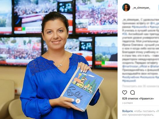 Пресс-служба RT попросила своего главного редактора Симоньян не ругаться матом
