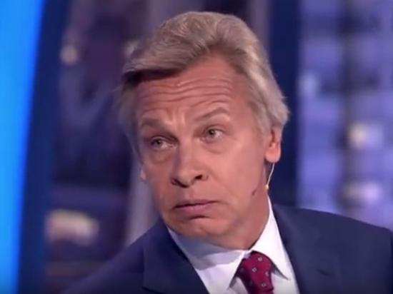 Американец заявил, что разочарован итогами встречи с помощником президента РФ