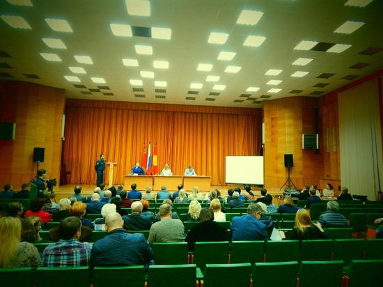 Подана заявка на разработку недр вблизи Серпуховского водозабора