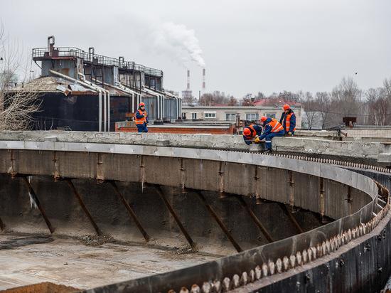 Казанский «Водоканал» занимается удалением воздуха