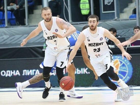 Тренер БК «Нижний Новгород» вновь налаживает командную «химию»