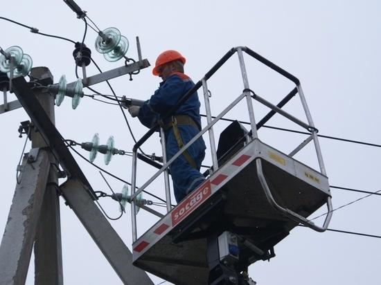 Энергетики MРСК Центра и MРСК Центра и Приволжья мобилизованы в преддверии прогнозируемого ухудшения погоды