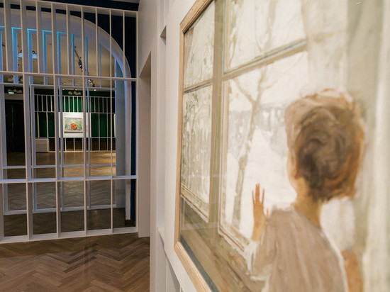 Проект «Окна в Россию. Шедевры семи поколений» завершает турне по стране масштабной выставкой во Владивостоке