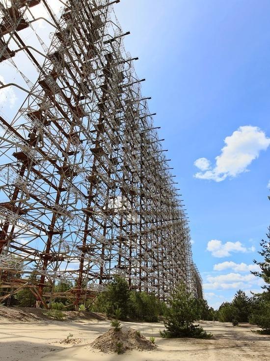 Страшные смерти в Чернобыле: сталкер погиб, упав со 150-метровой вышки