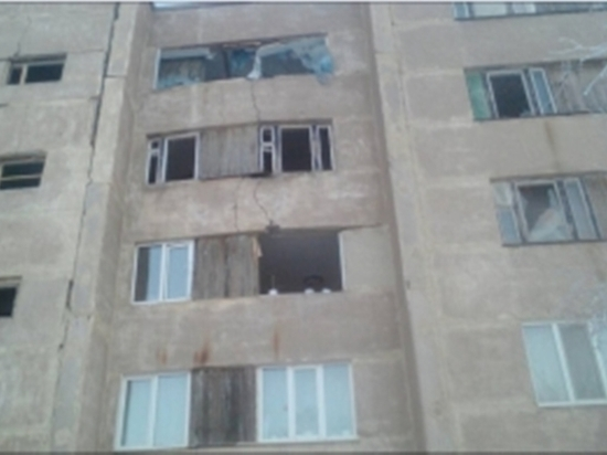 Для обследования здания в Новотроицке из Москвы доставят оборудование