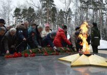 В Костроме на Воинском мемориале заложили капсулы с землей в память о героях-костромичах