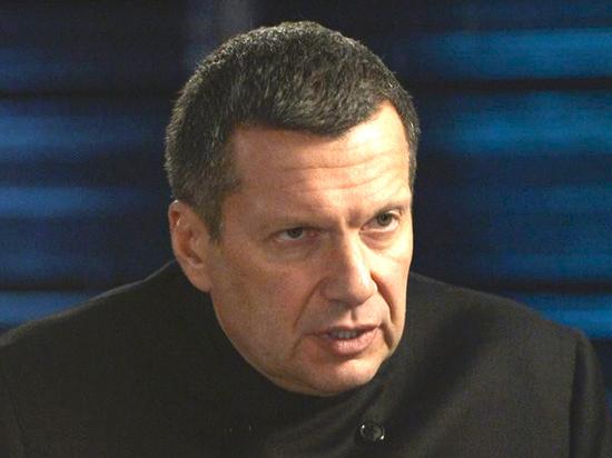 Телеведущий Соловьев заявил, что отправил бы детей воевать в Сирию