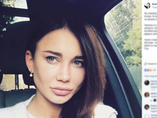 Катерина и ее адвокат считают, что некие злоумышленники специально повредили деталь в новом Audi, чтобы отравить женщину