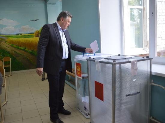 Главой Твери депутаты выбрали Алексея Огонькова и испортили бюллетени