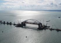 Особый режим для Крымского моста разработал Минтранс