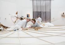 Единственный сохранившийся махолет Владимира Татлина попал в основную экспозицию галереи