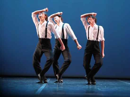 В Музыкальном театре Станиславского показали первую балетную премьеру сезона