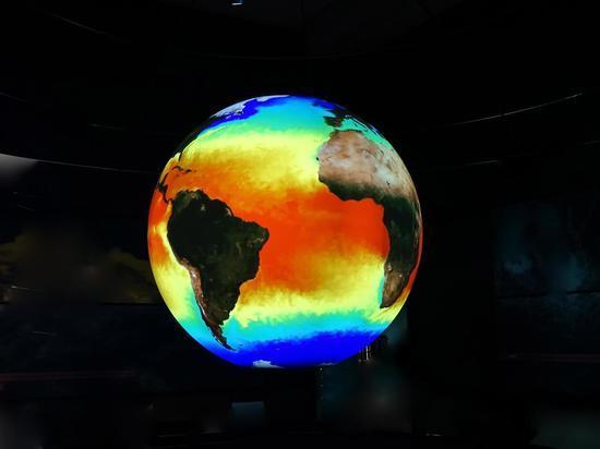 В недрах Земли обнаружены следы поглощенных ею планет
