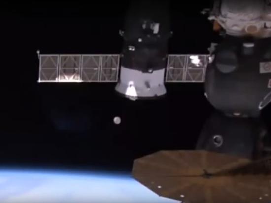 Уральский уфолог заметил шарообразный НЛО рядом с МКС