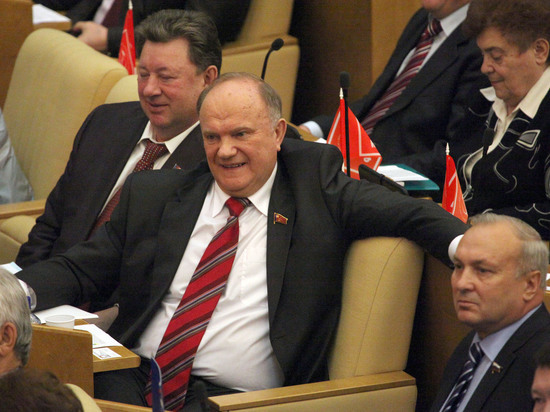 Как Зюганов загубил КПРФ: унизительный финал