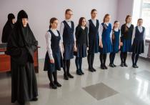 27 ноября группу компаний «Все про Все»посетили воспитанницы Свято-Успенского женского монастыря, что в селе Елыкаево