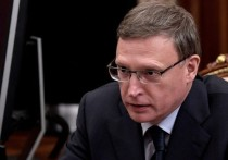 Омский губернатор Александр Бурков вновь возглавил медиарейтинг глав регионов Сибири