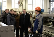 Александр Бурков оценил работу омского оборонного предприятия