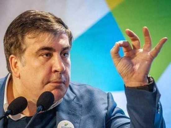 Саакашвили подключил к своей борьбе против генпрокурора и СБУ Госдеп США